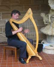 Celtic Harp Music for special occasions