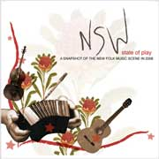 Sydney launch of NSW - State of Play CD