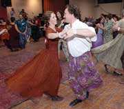 Contra Dance: What & where
