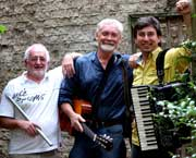 Broomhall, De Santi & Spillane at Sutherland Acoustic