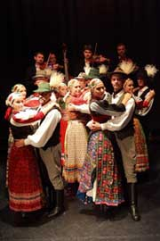 Ifju Szivek Slovak State Hungarian Dance Group