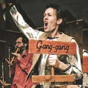 Gang-gangs at Blackheath Folk Club