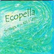 Ecopella 'Songs in the Key of Green' CD Launch at Wombarra