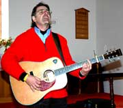 Engadine House concert with Pat Drummond