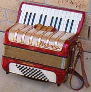 Accordion teacher