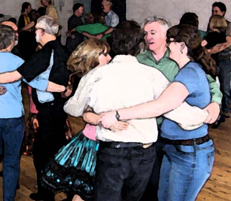 Irish Ceili Night