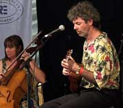 AJ Leonard & Jenny Rowland at Petersham