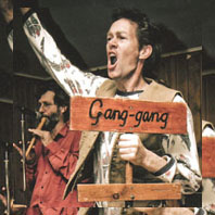 Gang-gang Bush Orchestra present 'Australian Songs of Rebellion'