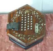 English concertina for sale