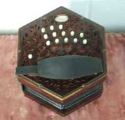 Anglo concertina for sale