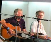 John Dengate & Bob Campbell share the bill at The Loaded Dog