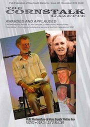 Life memberships awarded to Colleen Burke, John Dengate, Warren Fahey & Frank Maher