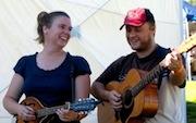 Chloe & Jason Roweth + Christina Mimmocchi @ The Loaded Dog