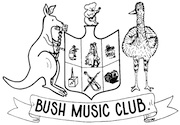 Bush Music Club - Australia's oldest Folk Club @ The National Folk Festival