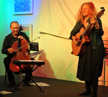 Kristina Olsen concert moved to St Davids Church, DY