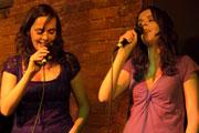 Alanna & Alicia Egan Band returns to Humph Hall