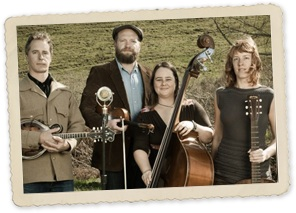 Foghorn Stringband Special Concert!!!