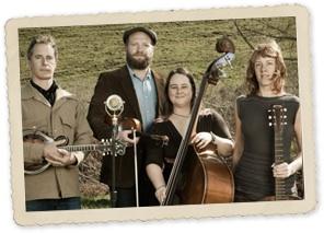 Foghorn Stringband Special Concert!!!