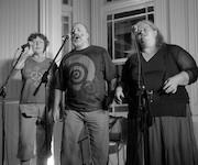 Robin Connaughton + Fox Hat Trio (Qld) share the bill @ The Loaded Dog