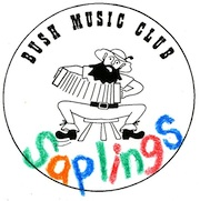 Bush Music Club presents Saplings master class for bush musicians aged 8-16 years