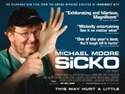 Free screening of Michael Moore's film 'Sicko'