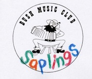 Bush Music Club's Saplings session of traditional music for young musicians 8-16 years