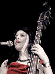 Liz Frencham – You and Me and My Double Bass