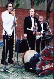 BUSHWAHZEE Benefit Concert