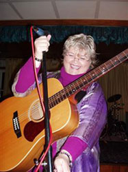 Maureen Obrien Singing Workshop