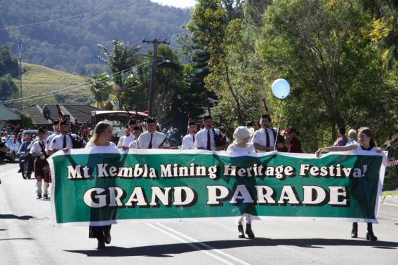 Mt Kembla Mining & Heritage Festival 2005