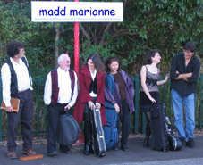 Madd Marianne and Fellowship of the Strings in Wollongong