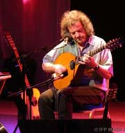 Andy Irvine's band Mozaik tour of Australia