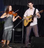 Nancy Kerr & James Fagan at Hornsby