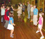 Balmain Bush Dance