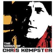 Chris Kempster CD Launched at The National