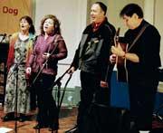 PABLO Singing Session