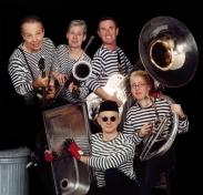 Mic Conway's National Junk Band at Peninsula Theatre