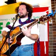 House concert with Martin Pearson