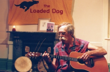 Carrl Myriad at the Loaded Dog