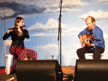 Cloudstreet at the National Folk Festival