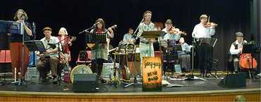 The Gang Gang Bush Orchestra