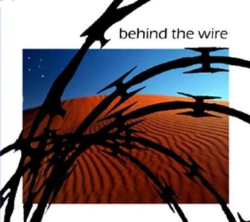 "Album cover for ""behind the wire"""