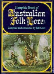 Complete Book of Australian Folk Lore book cover