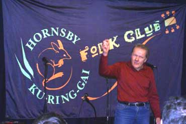 Hornsby Ku-Ring-Gai Folk Club banner