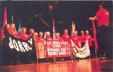 Sydney Trade Union Choir