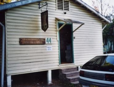 Tritton Hall, Hut 44