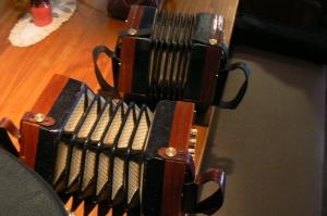 Dave de Hugard's concertinas