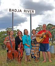 The Badja River Quartet