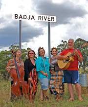 The Badja River Quartet