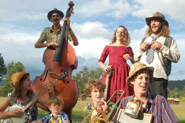 The Perch Creek Family Jug Band